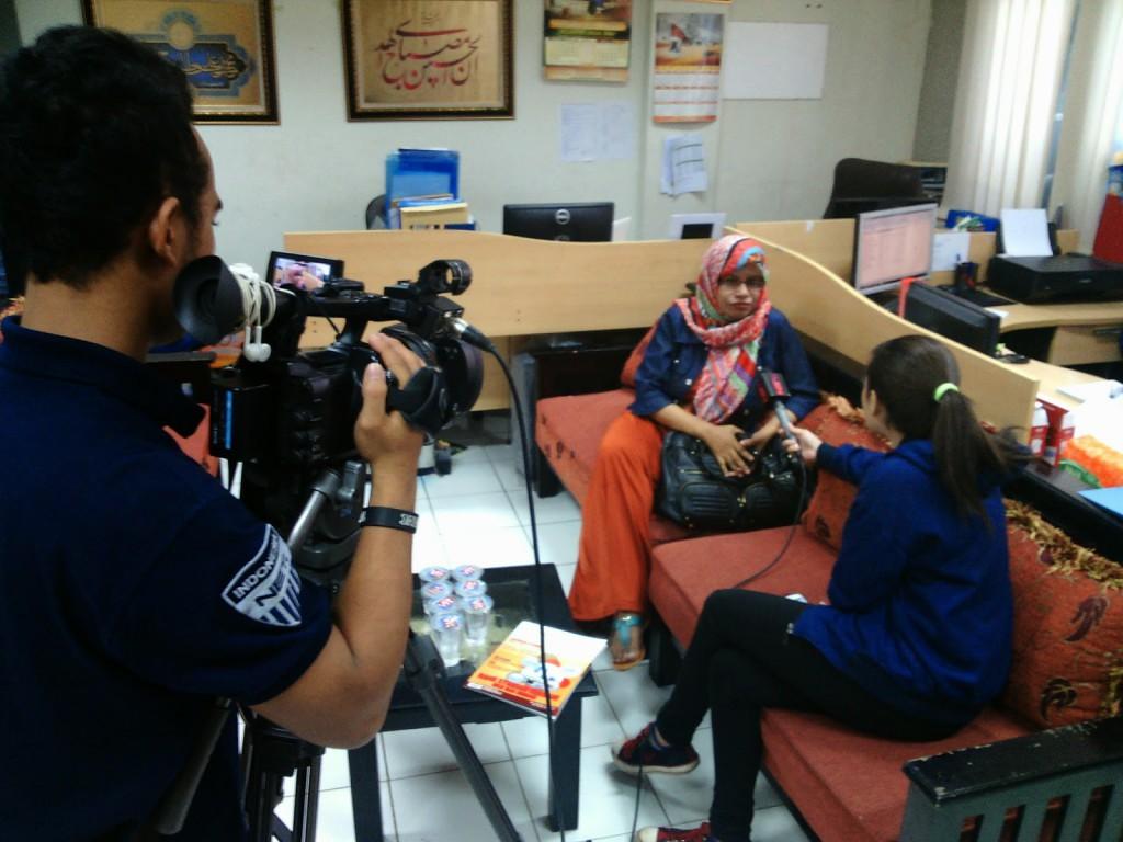 wawancara net tv 1